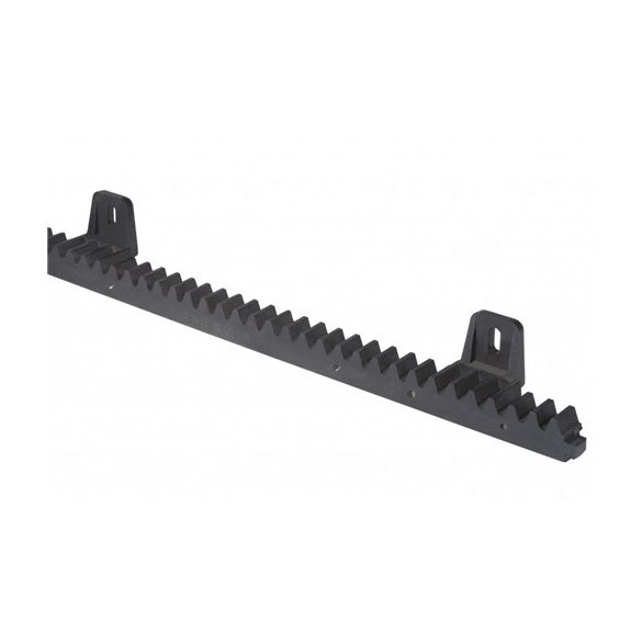 Comunello  rack NYLON 2AG-261 műanyag fogasléc 1m