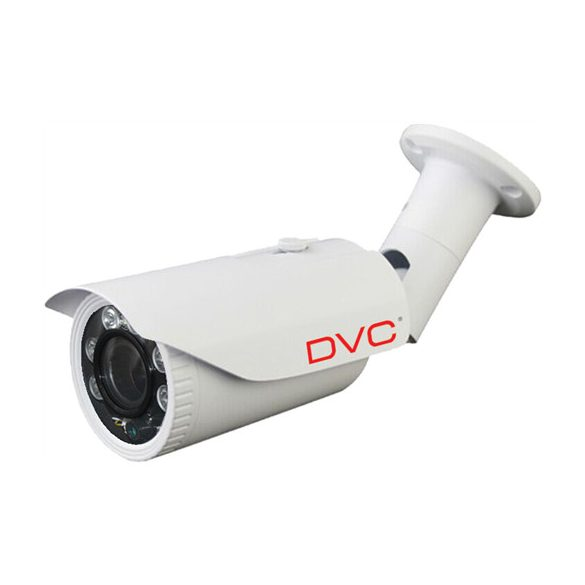 DCA-BV2144 AHD 1.0 kamera, 1Mpx, 2,8-12mm varif., 30-40mIR, 12VDC, COC