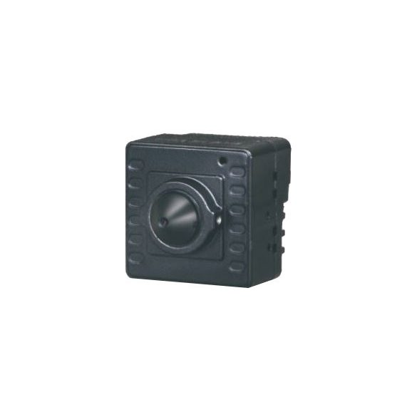DCN-MF243 pINHOLE ip KAMERA 2Mpx/25fps 4,3mm obj, H.265, 12VDC, ONVIF, TRUE WDR 120d, SD Card. Audio mic