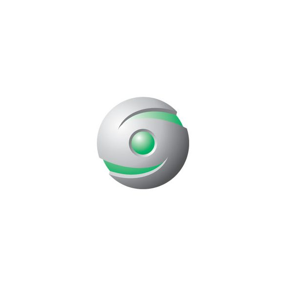 DCN-VF124 IP DOME kamera 2Mpx 3,6mm optika, H.265, Analitika