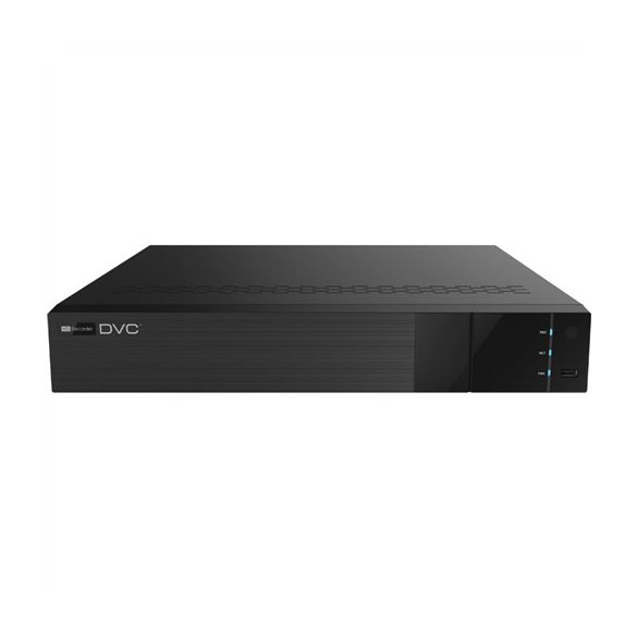 DRA-0881HN 8Ch AHD/TVI/CVI + 8 IP ch DVR, 8Mpx@6fps, 1xHDMI, VGA, CVBS, 112VDC