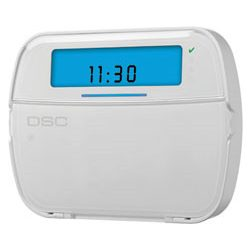 DSC NEO-HS2ICNPS NEO ikonos vezetékes billentyúzet RFID olvasóval,