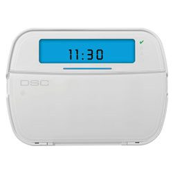 DSC NEO-HSICNRFP8S NEO ikonos vezetékes billentyűzet PowerG vez.nelk. bővítővel, RFID Olvasó