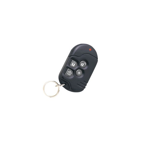 DSC NEO-PG8939 4 gombos távirányító, PowerG 868Mhz