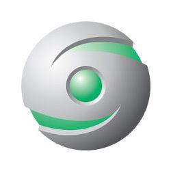 DSC PC1616 riasztó központ 6 alaplapi zóna bővíthető 16 zónáig, PC1555RK kezelővel, FÉMDOBOZZAL