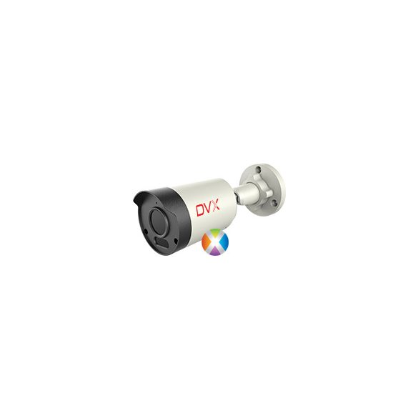 DVX-AHDBF5282XD Bullet AHD/TVI/CVI/CVBS 5Mpx 2,8mm kamera White LED