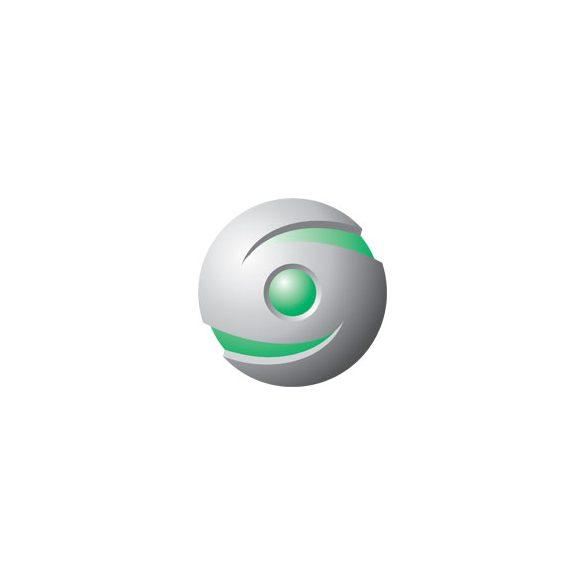 KAB FB-Y(St)Y 1x2x0,75 sodrott tűzjelző kábel, árnyékolt, piros PVC
